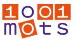 1001 mots logo